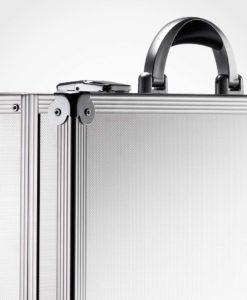 Aluminiumrahmen Koffer