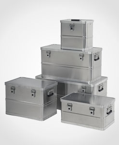 Behältersysteme Aluminium