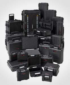 Koffer/Behälter wasserdicht